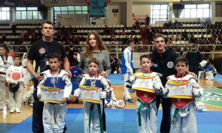 Εξαιρετική οι επιδόσεις των αθλητών του συλλόγου Αμφιλοχίας Taekwondo Πήγασος Αιτωλ/νίας