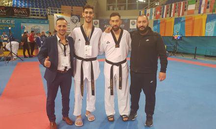 Συνέχεια επιτυχειών για τους αθλητές του 'ΑΣ Θησέα Αιτ/νίας' σε διεθνή διοργάνωση στην Αθήνα!