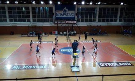 Ήττα 3-1 στα Γιάννενα για την ομάδα Volley γυναικών του Ιωνικού Αγρινίου (φωτο)