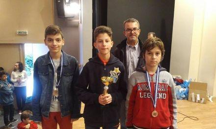 Με επιτυχία το 5ο σχολικό Πρωτάθλημα Σκακιού στο Παπαστράτειο Μέγαρο Αγρινίου(φωτο)