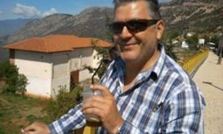 Ο Αγρινιώτης Γιώργος Πολυμερόπουλος (απόστρατος) πνίγηκε στη φονική κακοκαιρία-Συγκλονίζει η ανακοίνωση τουςτων Αποφοιτων ΣΜΥ