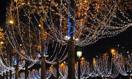 Φωτεινούπολη το Αγρίνιο τα Χριστούγεννα!