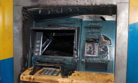 Αιτ/νία/Φθορές σε οχτώ Αυτόματα Μηχανήματα Ανάληψης Μετρητών