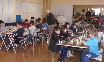 Χριστουγεννιάτικο τουρνουά από τα τμήματα της σκακιστικής ακαδημίας της ΓΕΑ