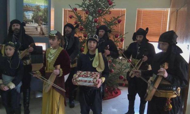 Χριστουγεννιάτικη εκδήλωση του συλλόγου Ποντίων ΝΑιτωλοακαρνανίας  στον Αγιο Κων/νο