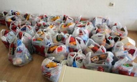 Διανομή αγαθών σε υπερήλικους από την Κοινωφελή του δήμου Ξηρομέρου