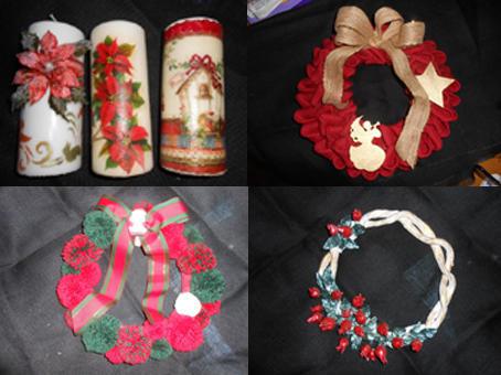 Χριστουγεννιάτικη έκθεση – Bazaar από την εικαστικό Βασιλική Μπίσσα από τις 15 Δεκεμβρίου στο Δημαρχείο Θέρμου.