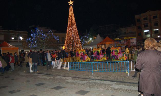 Έναρξη Χριστουγεννιάτικων εκδηλώσεων στο Δήμο Μεσολογγίου (φωτο)