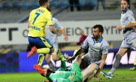 Αστέρας Τρίπολης – Παναιτωλικός 0-0