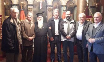Με λαμπρότητα η εορτή του Αγίου Νικολάου στην Ανάληψη Τριχωνίδας