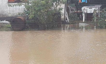 Πλημμύρες στον Άγιο Στέφανο Παπαδάτου και στο Ρίβιο