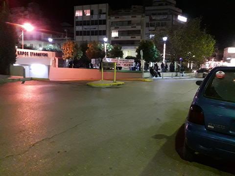 Αγρίνιο- Συγκέντρωση στην πλατεία Δημάδη στη μνήμη του Αλέξανδρου Γρηγορόπουλου(βιντεο-φωτο)