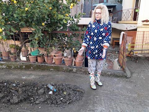 Αγρίνιο: Ζουν με το φόβο νέας πλημμύρας-Τα παιδιά μας κινδυνεύουν!(ΒΙΝΤΕΟ-ΦΩΤΟ)