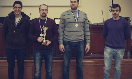 9ο πρωταθλήματα επαγγελματικών τάξεων εξαιρετικό αποτέλεσμα για τους σκακιστές από το Αγρίνιο