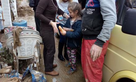 Η Ακτίνα Εθελοντισμού του Δήμου Αγρινίου στους πληγέντες στο Ζευγαράκι