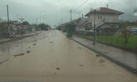 Αγρίνιο/Φόβος για νέα πλημμύρα στη Μακρυνεία(ΒΙΝΤΕΟ)