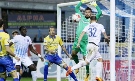 Τα highlights από το τρομερό ματς της Λαμίας με τον Παναιτωλικό (video)