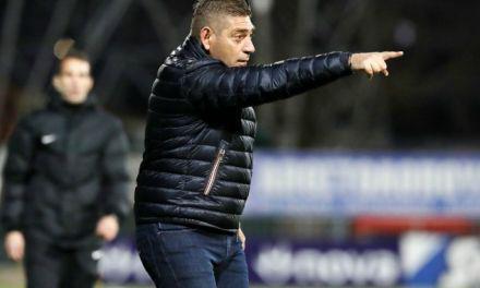 Παντελίδης: «Δεν κάναμε γκολ τις 3-4 ευκαιρίες που είχαμε»