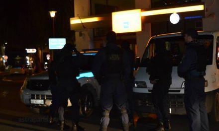 Μπαράζ συλλήψεων σε Αιτωλικό και Ναύπακτο