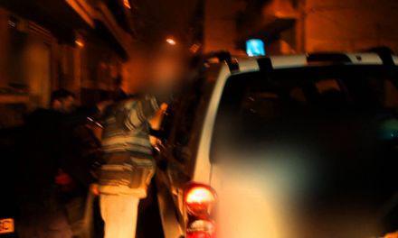 Συλλήψεις στο Μεσολόγγι μετά από τροχαίο!