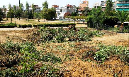 Στο συρτάρι οριστικά η προηγούμενη μελέτη ανάπλασης του πάρκου/ Η απόφαση του ΣτΕ