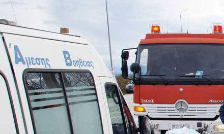 Εκτροπή οχήματος κοντά στην Σπολάιτα