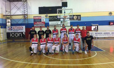 Γ. Σ. Χαρίλαος Τρικούπης Μεσολογγίου/Μια ακόμη νίκη για τους νέους