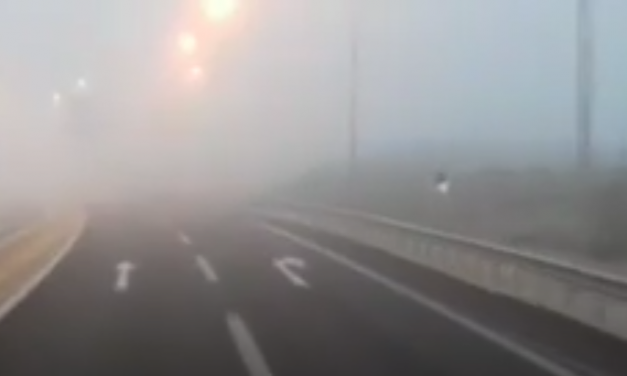 Ιόνια Οδός: Έντονη ομίχλη και Κυκλοφοριακές Ρυθμίσεις δυσχεραίνουν την κίνηση των οχημάτων