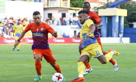 Τα επίσημα στιγμιότυπα του ματς Ατρόμητος-Παναιτωλικός: 0-1