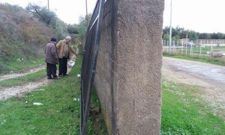 Είχαν κρούσει τον κώδωνα του κινδύνου για το γήπεδο Παπαδατών/ Έπρεπε να τηρούνται οι όροι ασφαλείας