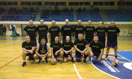 Με επιτυχία ξεκίνησε το 2ο φιλανθρωπικό τουρνουά μπάσκετ στο Αγρίνιο