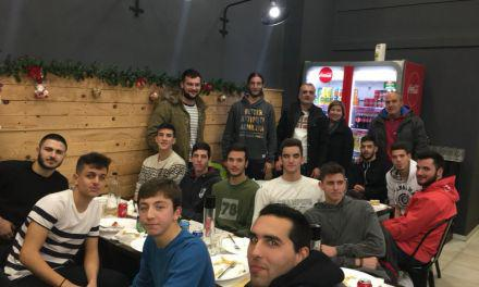 Γ. Σ. Χαρίλαος Τρικούπης Μεσολογγίου/Κοπή της πρωτοχρονιάτικης πίτας
