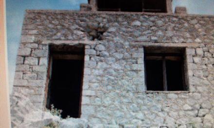 Καταρρέει το  παρατηρητήριο – πυροφυλάκιο στο  Χαλκιόπουλο Βάλτου του Δήμου Αμφιλοχίας