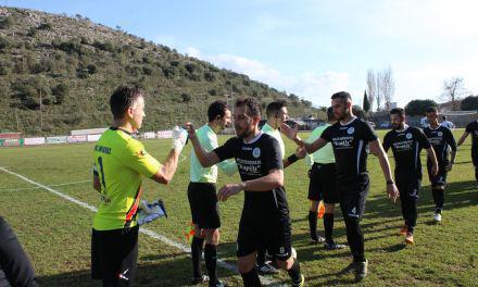 Τυχερός στις καθυστερήσεις ο Μακεδονικός Φούφα νίκησε 0-1 τον Αμφίλοχο
