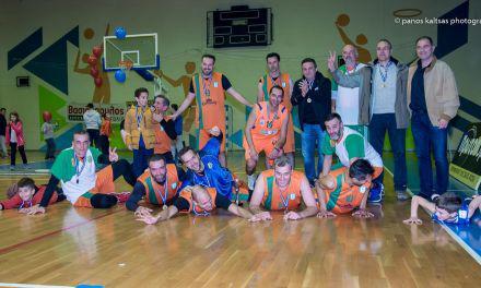 Με επιτυχία ολοκληρώθηκε  το 2ο φιλανθρωπικό τουρνουά μπάσκετ στο Αγρίνιο