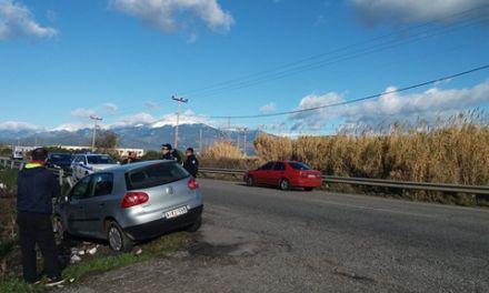 Αγρίνιο: Σοβαρό τροχαίο στην Ε.Ο Αντιρρίου -Ιωαννίνων(φωτο- βιντεο)