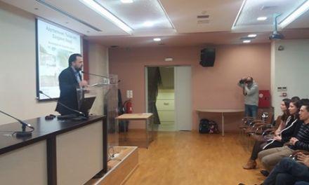Αγρίνιο/ Επιτυχημένη η εκδήλωση-διάλεξη για την Αρχιτεκτονική Τοπίου στη Σύγχρονη Εποχή (φωτο-βιντεο)