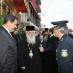 Ο Αρχιεπίσκοπος  κ.κ. Ιερώνυμος βρίσκεται από σήμερα στην Αμφιλοχία/ Θα ανακηρυχθεί Επίτιμος Δημότης της πόλης