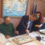 Ο Δήμος Ακτίου-Βόνιτσας έκοψε τη Βασιλόπιτα/Αποστολάκης:Δίπλα στους πολίτες και το 2018!
