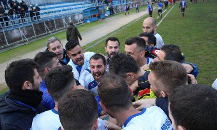 Μεγάλη νίκη ο Αμφίλοχος 1-0 επι του πρωτοπόρου Τηλυκράτη.