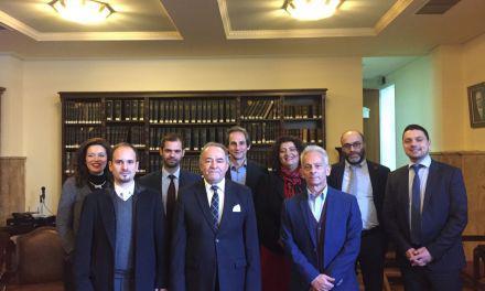 Και επίσημα πρόεδρος του Δικηγορικού Συλλόγου  Αγρινίου ο Δημήτρης Νικάκης/Σήμερα η τελετή παράδοσης