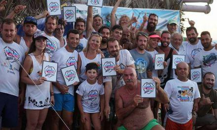 West Coast Kitesurf Team/Κοπή Πρωτοχρονιάτικης Πίτας