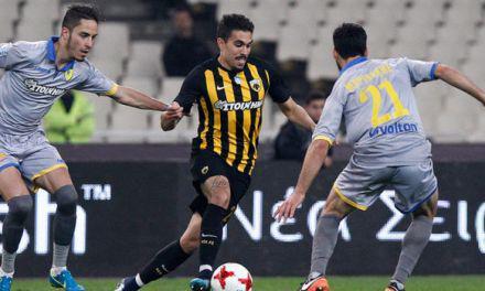 ΑΕΚ- Παναιτωλικός 1-0