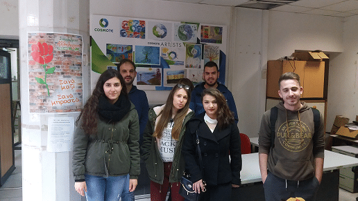 Εκπαιδευτική επίσκεψη από τους Τεχνίτες Η/Υ της ΕΠΑ.Σ. Ο.Α.Ε.Δ. Αγρινίου στον ΟΤΕ
