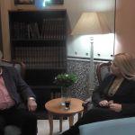 Αποκαλυπτική συνέντευξη του Παναγιώτη Ψωμιάδη στη Νανά Θεοδωροπούλου!