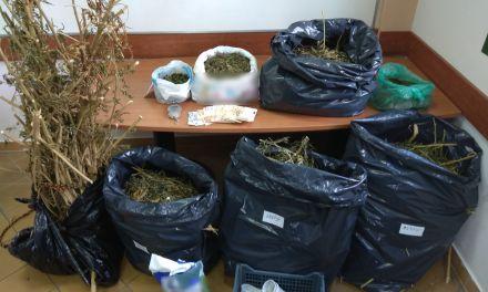Συνελήφθη διακινητής ναρκωτικών στο Δοκίμι Αγρινίου