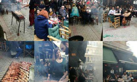 Τσικνοπέμπτη: Όλη η Αιτωλοακαρνανία σε μπάρμπεκιου σήμερα(ΦΩΤΟ-ΒΙΝΤΕΟ)