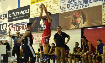 Νίκη για τον Τρικούπη με 69-77 επί των Τιτάνων Παλαμά