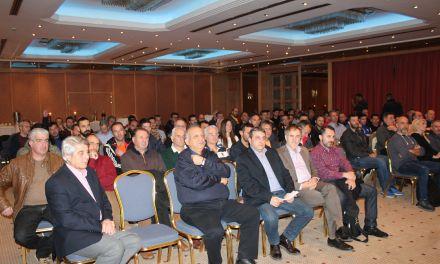 Επιτυχημένη η 1η περιφερειακή συνάντηση για τον στρατηγικό σχεδιασμό ανάπτυξης του ελληνικού ποδοσφαίρου