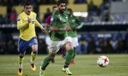 Ζαραδούκας: «Κακώς ακυρώθηκε το γκολ μας»